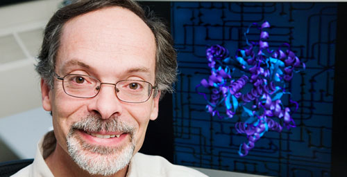 University of Illinois crop sciences and Institute for Genomic Biology professor Gustavo Caetano-Anolls and his colleagues identified an oxygen-generating enzyme that likely was a key contributor to the rise of molecular oxygen on Earth.