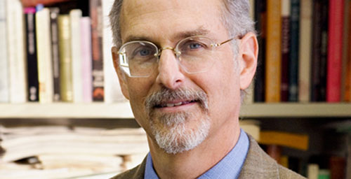 """Jon Solomon, the Robert D. Novak professor of Western civilization and culture at Illinois, is translating from Latin the massive compendium of more than 700 deities. The first of the three-volume series """"Genealogy of the Pagan Gods"""" was recently published by Harvard University Press."""