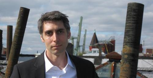 University of Illinois creative writing professor Alex Shakar's second novel will be released Aug. 23.