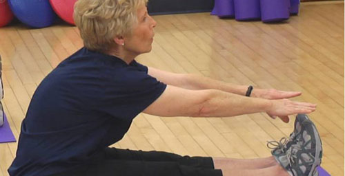 New research reveals factors that helped some commit to a yearlong exercise program.