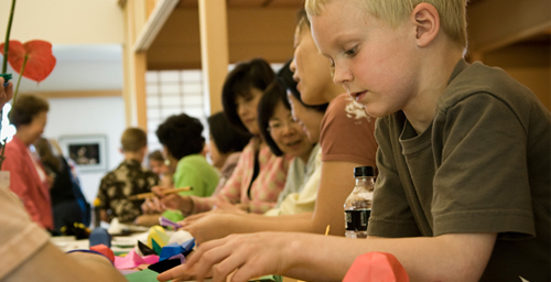 Crafts will again be a part of the Japan House observation of Children's Day on May 7.