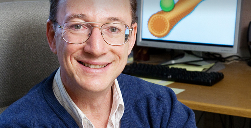 Steve Granick, Founder Professor of Engineering, has led colleagues in rethinking Brownian motion.