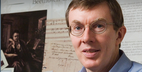 Musicologist William Kinderman has been selected to receive the prestigious Humboldt Research Award.