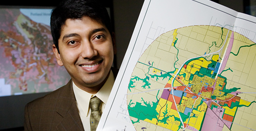 Arnab Chakraborty, a professor of urban and regional planning, says land-use planning that doesn't consider factors relating to the needs of the broader region has yielded some highly undesirable outcomes - from urban sprawl to a shortage of affordable housing for lower-income residents.