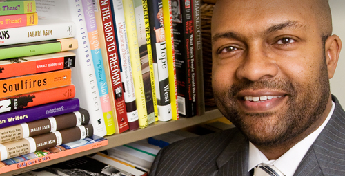 "Cultural critic Jabari Asim, a scholar in residence in African American studies and in journalism at Illinois, is the author of ""What Obama Means,"" to be published on Inauguration Day. Asim says he looked back to see how a ""harmonic convergence"" of trends in media and market forces, as well as in the electorate and in black leadership, made the Obama victory possible."