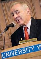 Chancellor Richard Herman