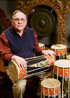 Philip Yampolsky is the founding director of the Robert E. Brown Center for World Music at the U. of I. The center's grand opening will be celebrated April 18-20.