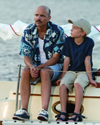 Joe Pantoliano, left, is expected to attend the screening of