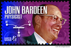 Two-time Nobel Prize-winner John Bardeen, a former U. of I. professor of physics and of electrical engineering, will be honored with a U.S. postage stamp to be unveiled on campus March 6.