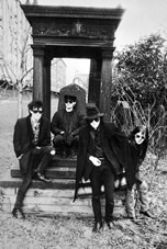The Sisters of Mercy, a formative gothic band.