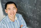 Ping Ma, an Illinois professor of statistics, has developed a data-driven computational approach to reveal secrets about Earth's inner core as well as discover unique gene expressions in living organisms.