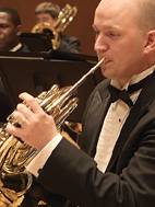 The Carnegie Hall concert is the inaugural event in the University Honors concert series organized by Choice Music Events, a nonprofit group based in Lubbock, Texas. Its president, Jon Locke, said the Wind Symphony was chosen to inaugurate the series because the selection committee