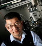 Milton Feng, the Holonyak Professor of Electrical and Computer Engineering and a researcher at the Coordinated Science Laboratory at Illinois, has broken the 600 gigahertz speed barrier in a new type of transistor structure.