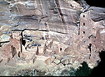 Square Tower House. Mesa Verde National Park.