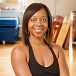Endalyn Taylor, assistant professor of dance in the College of Fine and Applied Arts