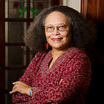 Faye V. Harrison, professor, department of African American studies in the College of Liberal Arts and Sciences, with a courtesy appointment in anthropology