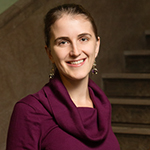 Elena Fuchs, assistant professor of mathematics in the College of Liberal Arts and Sciences