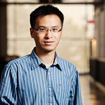 Ting Lu, an assistant professor of bioengineering in the College of Engineering