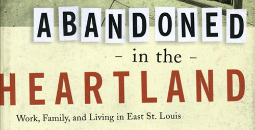 """We tend to think of poverty and struggle as being isolated in urban areas, but it is now in the suburbs as well, and it is spreading,"" says Jennifer Hamer, the author of ""Abandoned in the Heartland"" (University of California Press).  Click photo to enlarge"