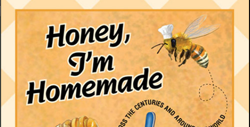 "UI entomology professor and department head May Berenbaum is the editor of a new cookbook, ""Honey, I'm Homemade: Sweet Treats From the Beehive Across the Centuries and Around the World,"" published by UI Press.  Click photo to enlarge"