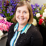 Dianne Noland, a teaching associate in horticulture in the department of crop sciences