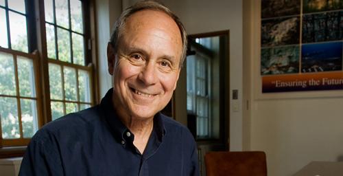 Prairie Research Institute executive director William W. Shilts