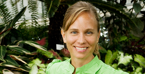 Sarah Taylor Lovell, assistant professor of sustainability landscape and design, department of crop sciences, College of Agricultural, Consumer and Environmental Sciences.