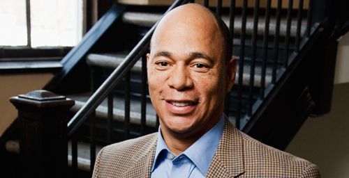 Reginald J. Alston, a professor of kinesiology and community health, was honored with this year's Campus Award for Excellence in Public Engagement. Alston is a nationally and internationally renowned advocate and scholar for individuals with disabilities.