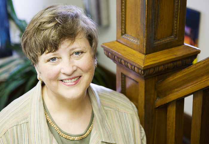 Margaret Cupps is a secretary with the Campus Honors Programs.
