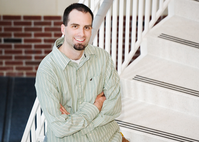 Jack Thomas is information technology director at Spurlock Museum.