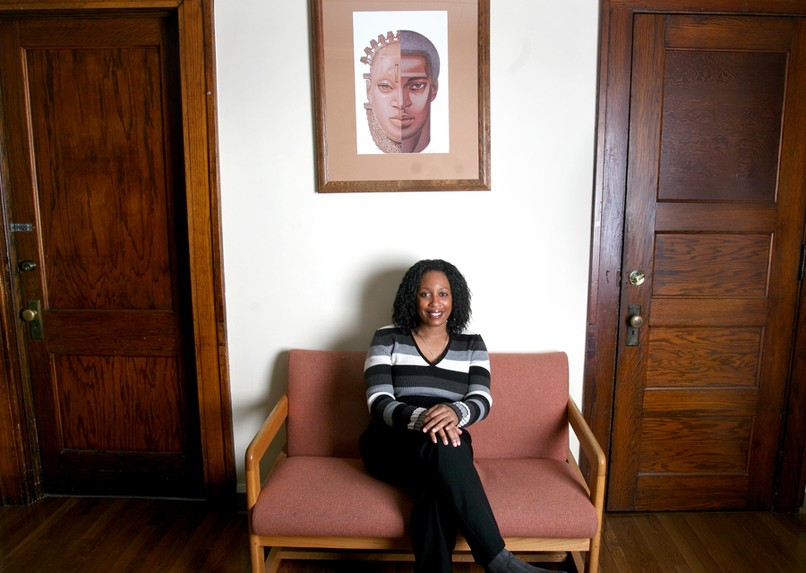 Felice Long is a secretary III in the African-American Cultural Studies Program.