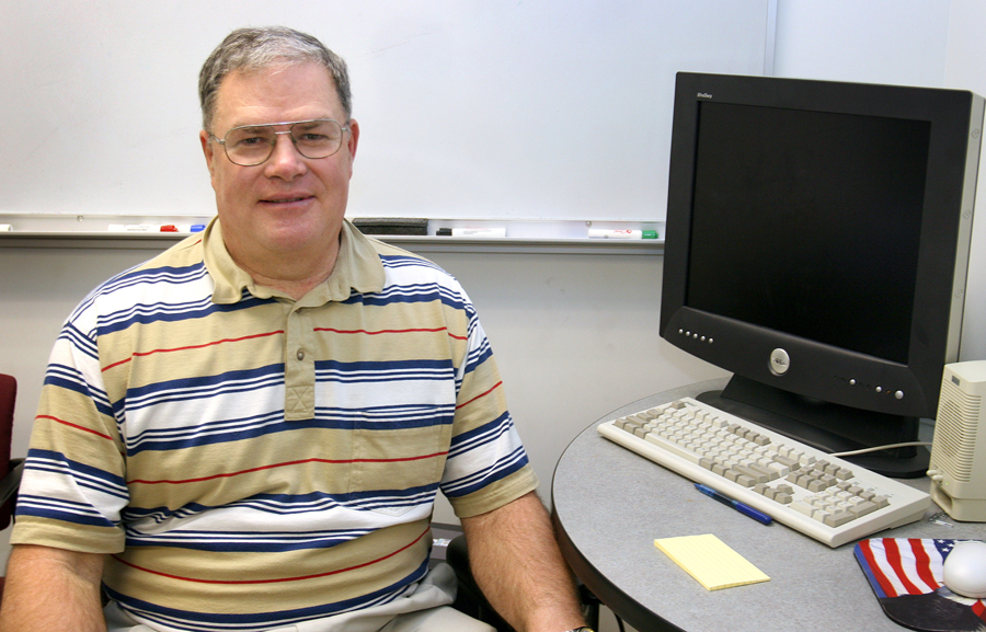 Bill Dielman is a traffic manager in the Purchasing Division.