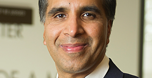 Vikram Amar has been named the 13th dean of the College of Law, pending approval by the U. of I. Board of Trustees.