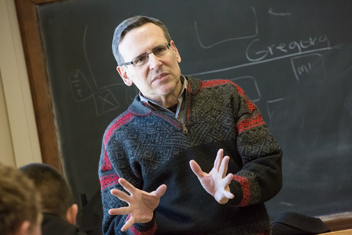 History professor Mark Micale has picked the brains of 20 of the universitys best teachers as part of a project he conducted in connection with a recent teaching award. Parents who were in the biz is often part of the story, he said, but even more often, the best teachers have been motivated by teachers in their past who served as role models, who were not just good, but inspirational.