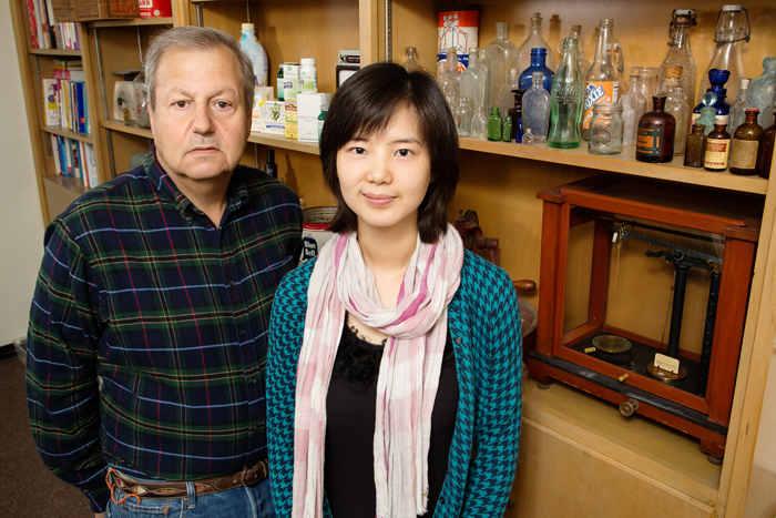 New research by doctoral candidate Yunxian (Fureya) Liu and nutrition professor William Helferich suggests that soy's breast cancer preventive properties may stem from eating soy-based whole foods across the lifespan.