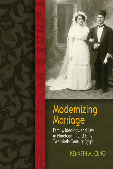Egypt historical study shows 'traditional' marriage more modern than