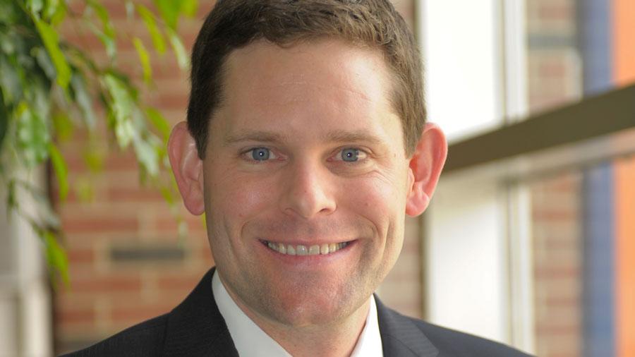image of professor Matt Andres
