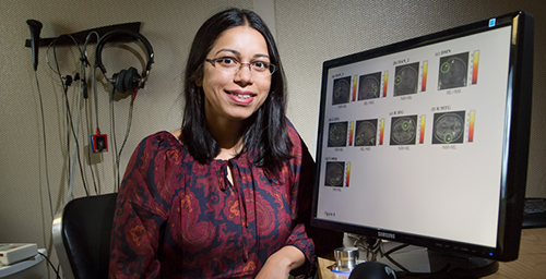 University of Illinois speech and hearing science professor Fatima Husain and her colleagues found that tinnitus, a condition in which a person hears a ringing sound despite the lack of an actual sound, is associated with emotional processing in a different part of the brain than in those without the condition.