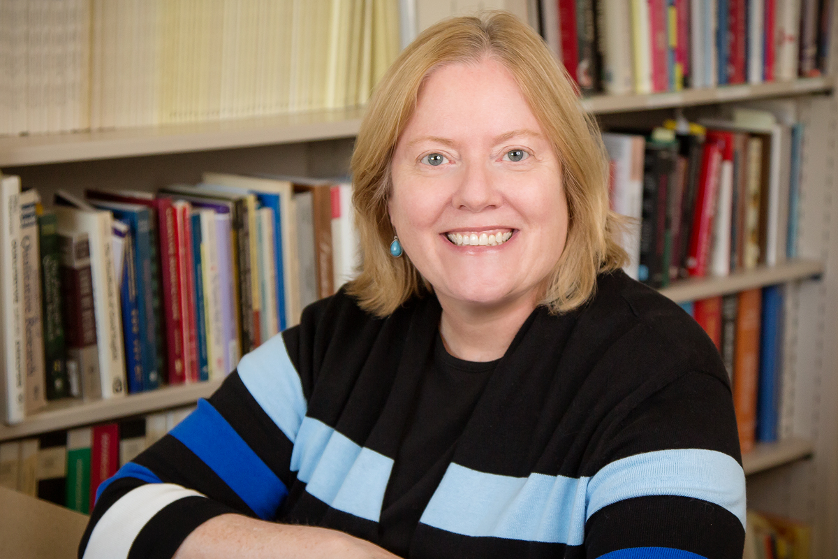 Photo of Cele Otnes, Investors in Business Education Professor in the College of Business at Illinois.