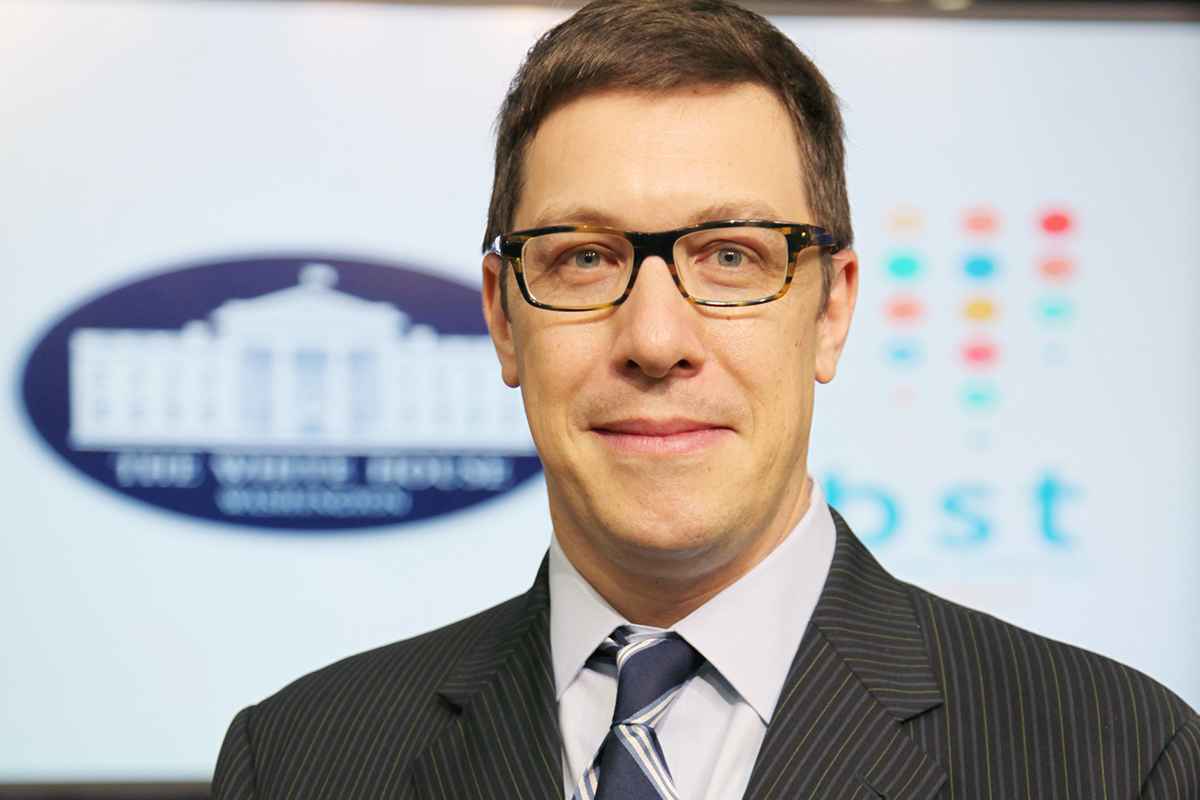 Political science professor Jake Bowers is spending the year on a White House team that uses social and behavioral science to aid government programs.