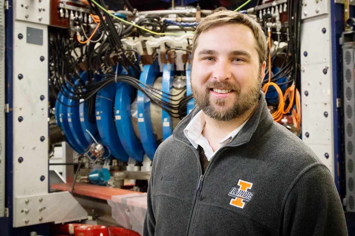 The W7-X experiments successful creation of plasma in Germany is a step along the path to fusion energy, says Illinois research professor Daniel Andruczyk.