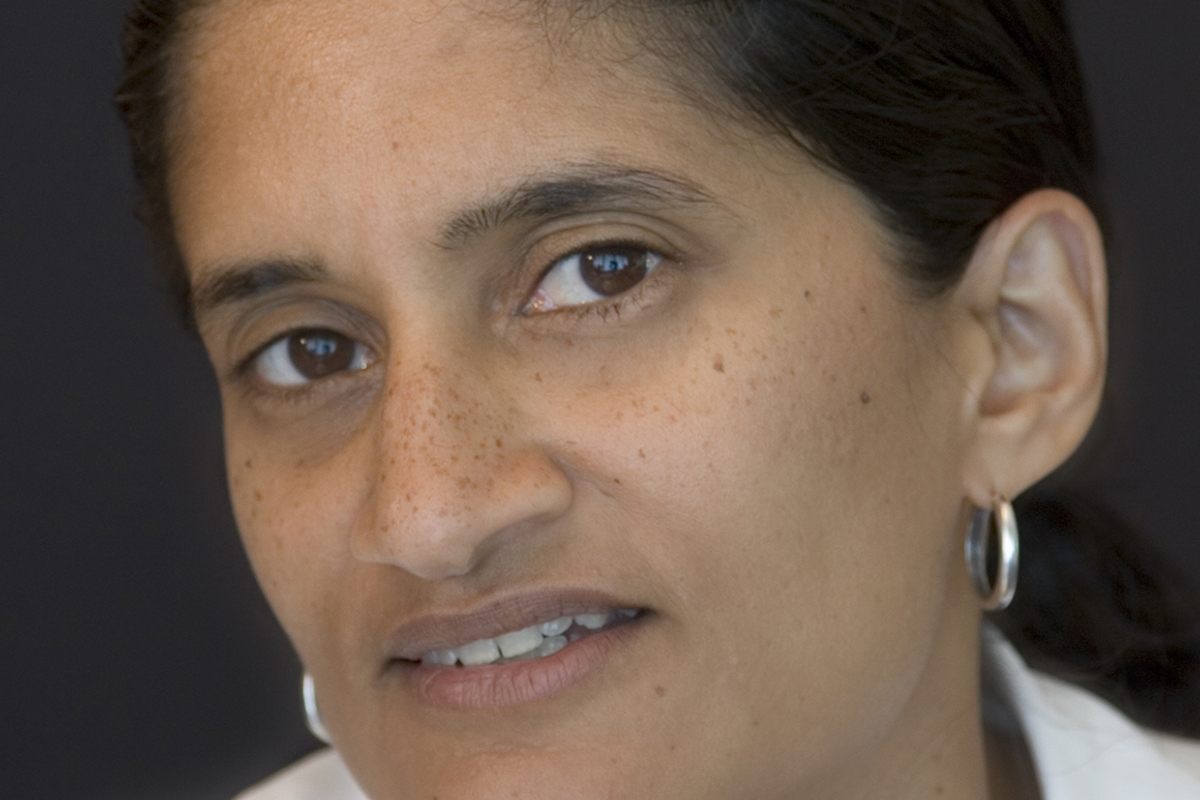 Photo of Suja A. Thomas, a University of Illinois law professor and expert in civil procedure