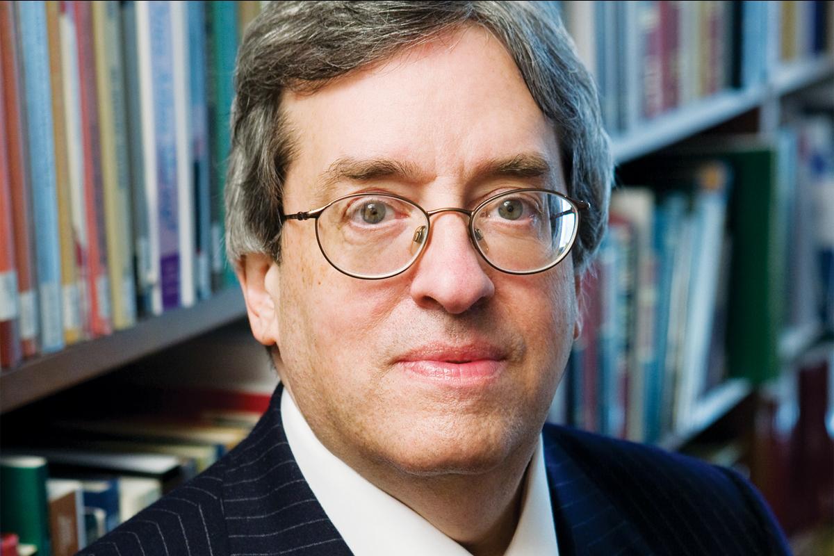 Photo of Richard L. Kaplan, the Peer and Sarah Pedersen Professor of Law at Illinois