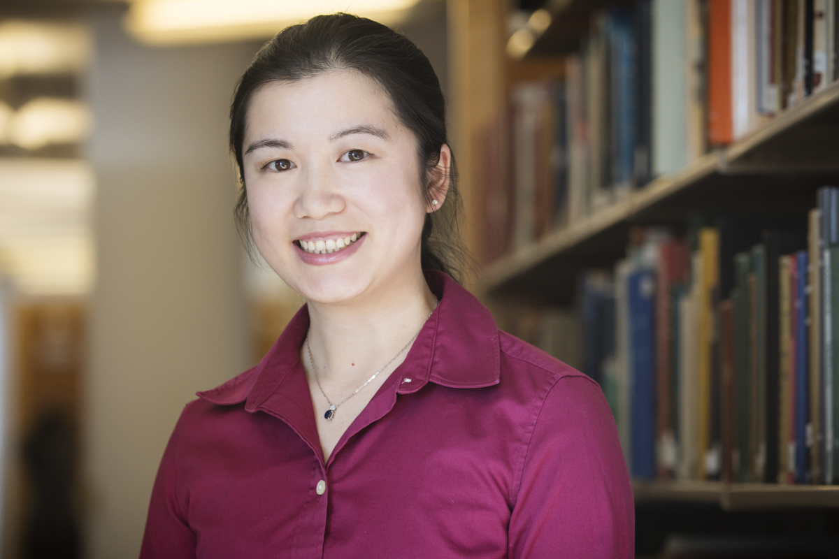 Photo of Yilan Xu, a professor of agricultural and consumer economics at Illinois