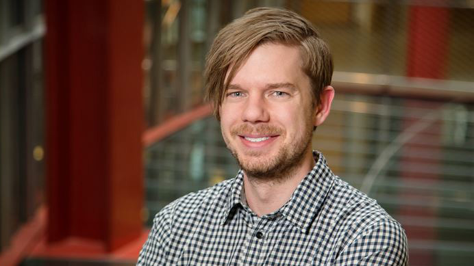 Image of Professor Ryan Foley