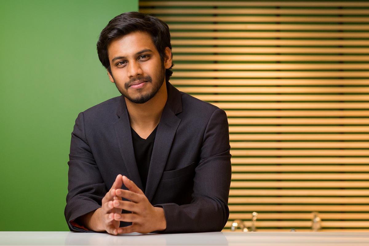 Mayank Kale Student Entrepreneur