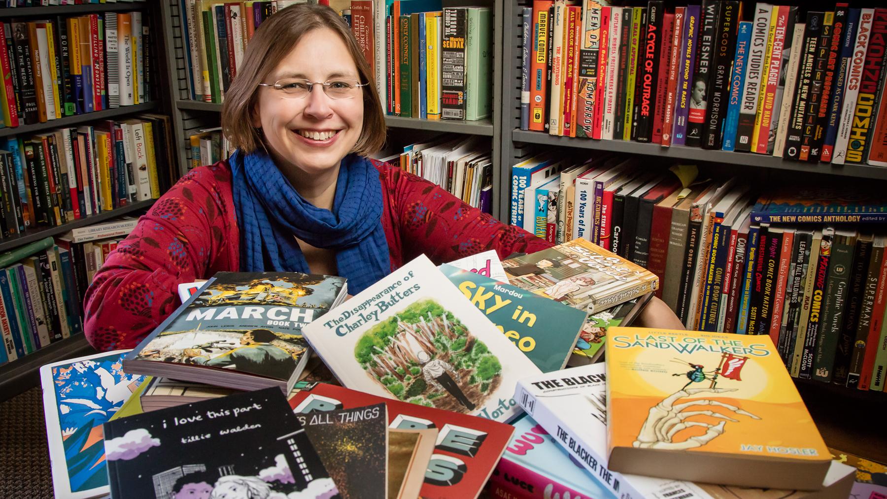Image of professor Carol Tilley