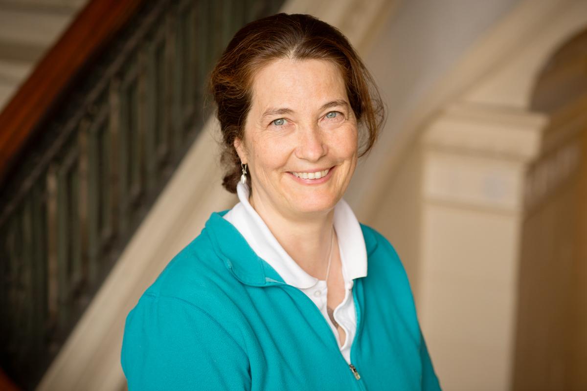 Anthropology professor Rebecca Stumpf is one of six U. of I. professors named as Guggenheim Fellows.