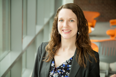Illinois professor Ashlynn Stillwell found that, in the Chicago area, it would be more efficient to use reclaimed water instead of river water to cool thermoelectric power plants.