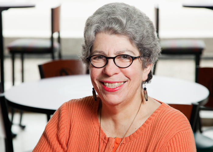 Helen Katz, an office specialist in the College of Education's department of educational psychology, began her UI career more than 45 years ago as a college freshman at Illinois.